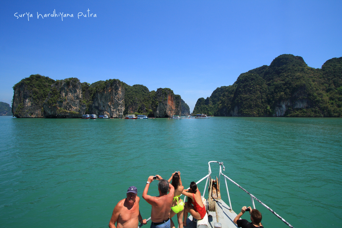 Terpukau di Phang Nga Bay (Phuket Part 3)