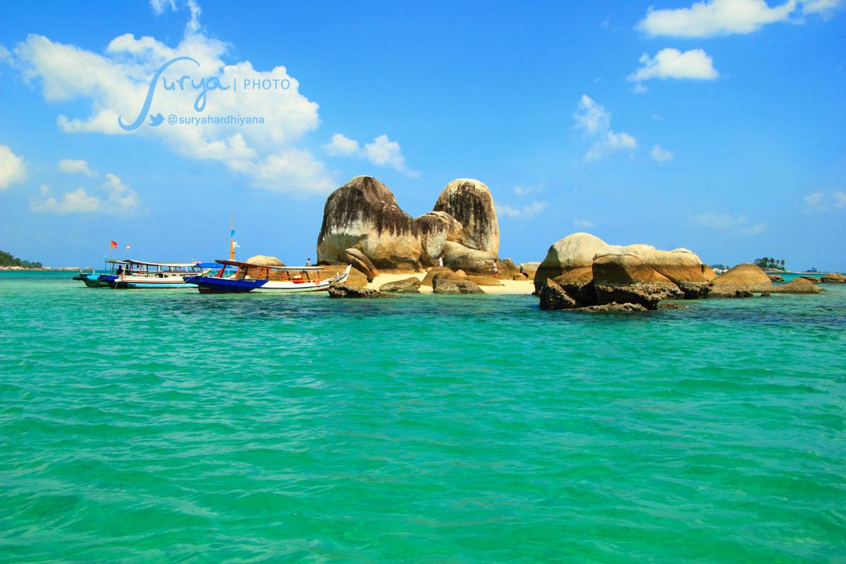 Pulau Batu Berlayar, Belitung