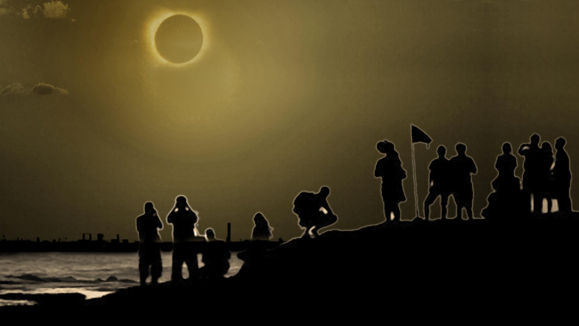 Gerhana Matahari 2016, Anugerah Dari-Nya Untuk Indonesia