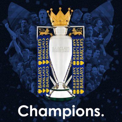 Trophy English Premier League