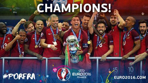Portugal, Sang Juara Baru Eropa (Sumber: www.uefa.com)